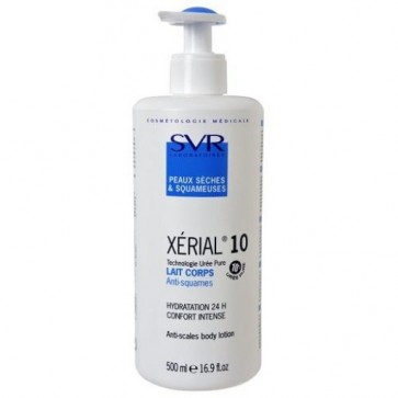 SVR Xerial 10 Leite Corporal 500 ml