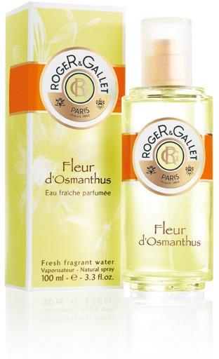 Roger & Gallet Fleur D'Osmanthus Água Perfumada 100 ml