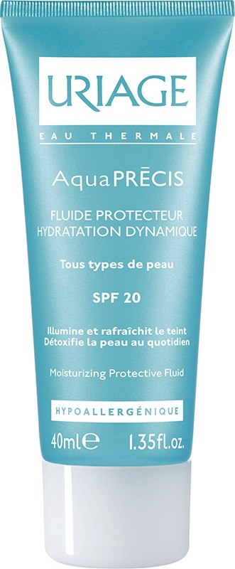 Uriage Aquaprécis Fluido FPS 20 40 ml