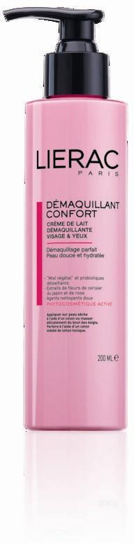 Lierac Desmaquilhante Conforto 200 ml