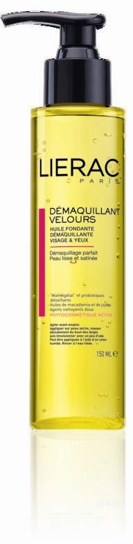 Lierac Desmaquilhante Veludo 150 ml