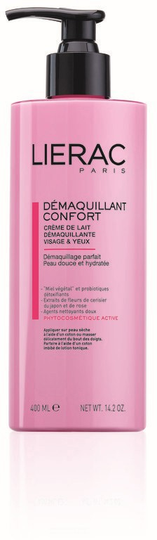 Lierac Desmaquilhante Conforto 400 ml