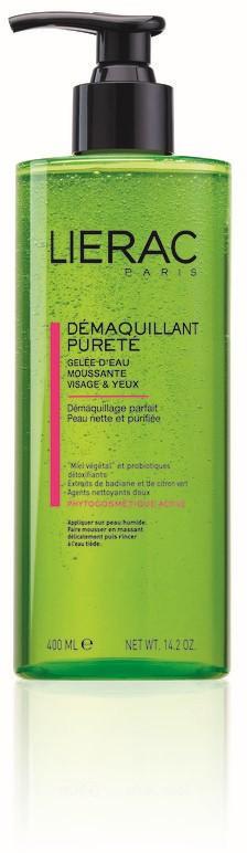 Lierac Desmaquilhante Purete 400 ml