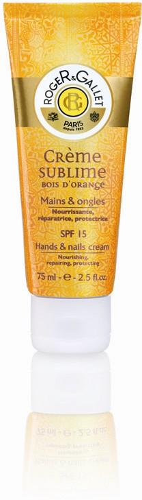 Roger & Gallet Bois D'Orange Creme Mãos e Unhas