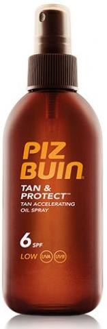 Piz Buin Tan & Protect Oil Spray FPS 6 150 ml