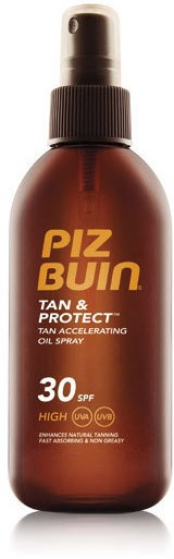Piz Buin Tan & Protect Oil Spray FPS 30 150 ml