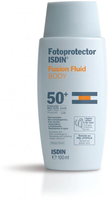 Isdin Fotoprotetor Fusion Fluid FPS 50+ 100 ml