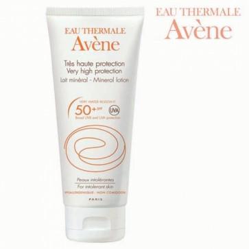 Avene Solar Leite FPS50+ Mineral 100 ml