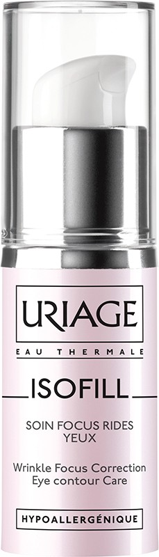 Uriage Isofill Creme Contorno de Olhos 15 ml