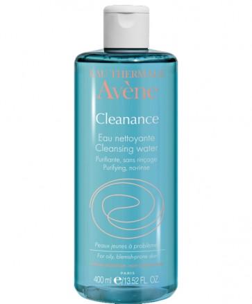 Avene Cleanance Água Limpeza 400 ml