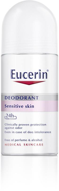 Eucerin Desodorizante 24h Pele Sensível 50 ml