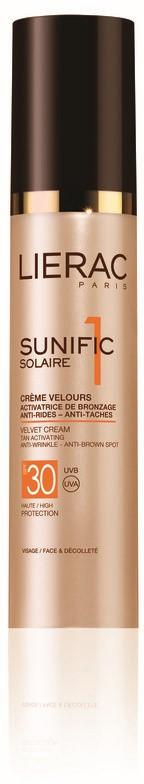 Lierac Sunific Creme FPS 30 Anti-Rugas 40 ml