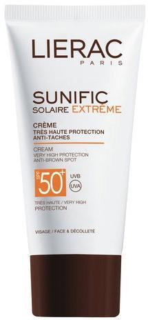 Lierac Sunific Creme FPS 50+ 50 ml