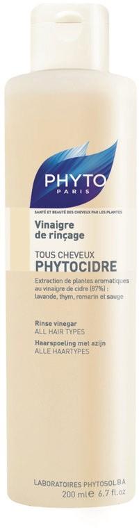 Phyto Vinagre Revelador de Brilho Phytocidre 200 ml