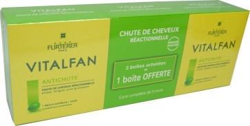 Rene Furterer Vitalfan Queda Reactiva 30 X 3