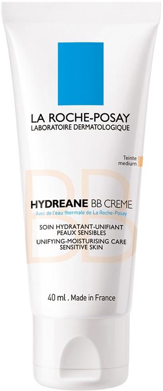 Roche Posay Hydreane BB Tom Médio 40 ml