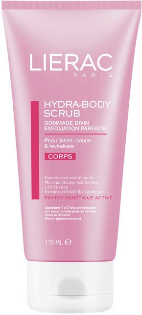 Lierac Hydra Body Esfoliante 175 ml