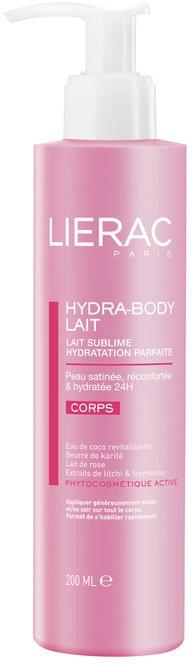 Lierac Hydra Body Leite 200 ml