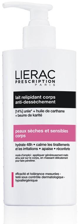 Lierac Prescription Leite Hidratante 400 ml