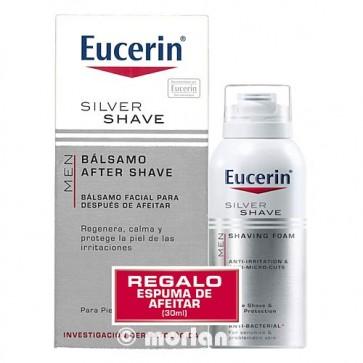 Eucerin Men After Shave 75 ml + Oferta Espuma Barbear
