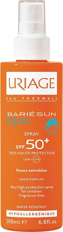 Uriage Bariesun Spray Enfant FPS 50+ 200 ml