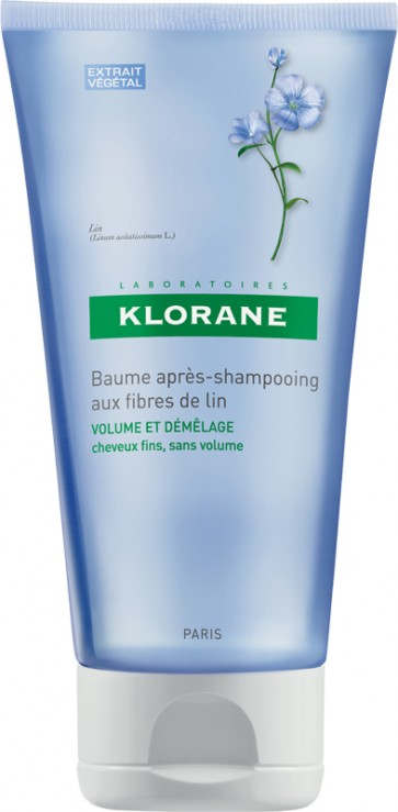 Klorane Bálsamo Fibra Linho 150 ml