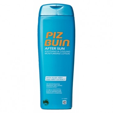 Piz Buin After Sun Loção Suave Refrescante 200 ml X 2