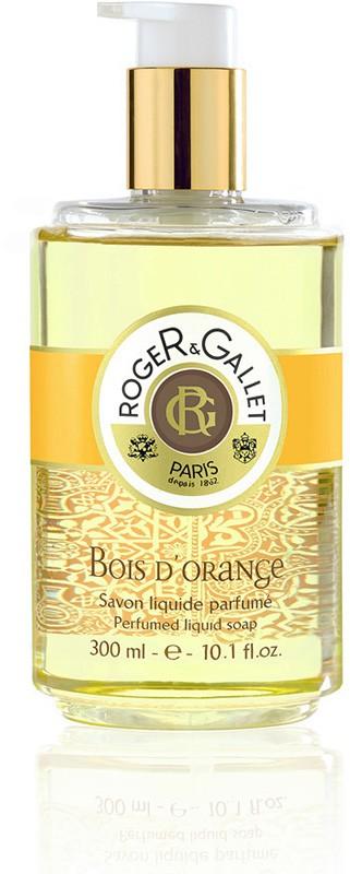 Roger & Gallet Bois D'Orange Sabonete Líquido Corpo e Mãos 250 ml