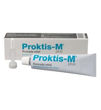 Proktis M Plus Pomada Rectal 30 g
