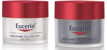 Eucerin Volume Filler Creme Dia Peles Secas + Oferta Eucerin Volume Filler Creme Noite