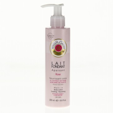 Roger & Gallet Rose Lait Fondant 200 ml