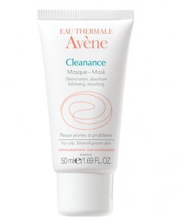 Avene Cleanance Máscara Esfoliante 50 ml