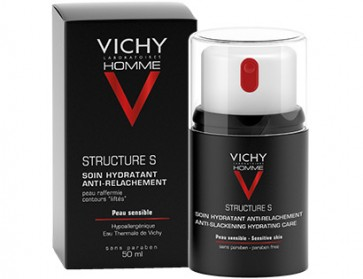 Vichy Homme Structure S 50 ml + Oferta