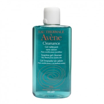 Avene Cleanance Gel Limpeza 300 ml