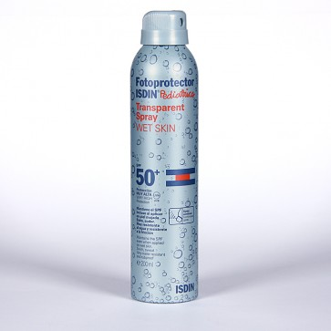 Isdin Fotoprotetor Spray Wet Skin FPS 50+ 200 ml