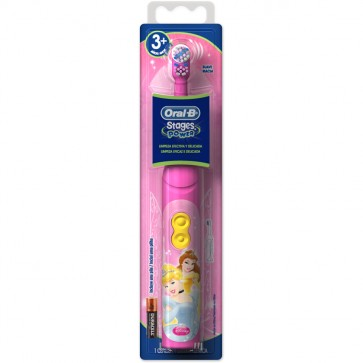 Oral B Stage Escova Dentes Eléctrica Princesas