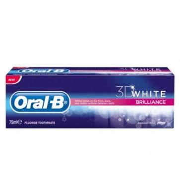 Oral B 3D White Lux Pasta Dentes 75 ml
