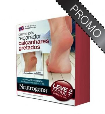 Neutrogena Creme Pés Calcanhares Gretados 40 ml X 2