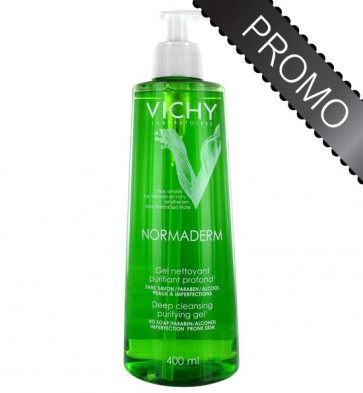 Vichy Normaderm Gel Limpeza Purificante 400 ml