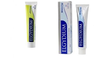 Elgydium Pasta Dentes Protecção Caries 75 ml + Oferta Pasta Dentes Branqueadora