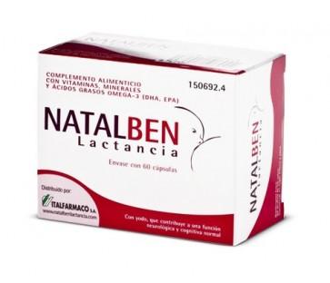 Natalben Lactação Cápsulas x 60