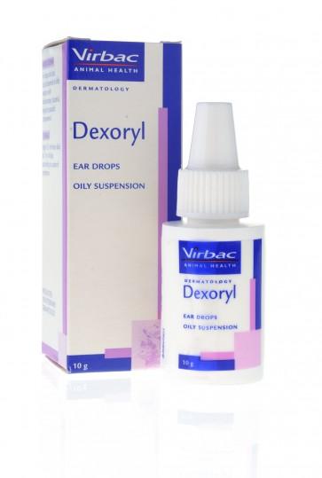 Dexoryl Gotas Auriculares 10 g