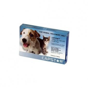 Capstar Comprimidos 11,4 mg x 6