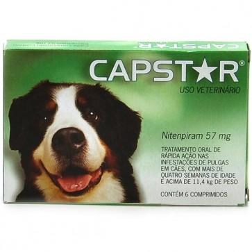 Capstar Comprimidos 57 mg x 6