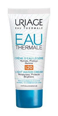 Uriage Eau Thermale Creme Ligeiro FPS20 40ml