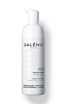 Galenic Pur Espuma Creme Limpeza 150ml