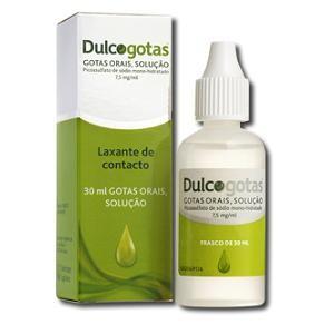 Dulcogotas Solução Oral em Gotas 7,5 mg/ml x 30 ml