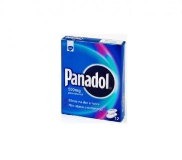 Panadol Comprimidos Revestidos 500 mg x 20