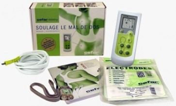Cefar Electroestimulador Easy - Massagem