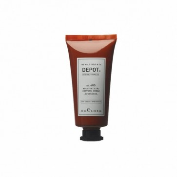Depot Nº 405 Moisturizing Shaving Creme De Barbear 30ml